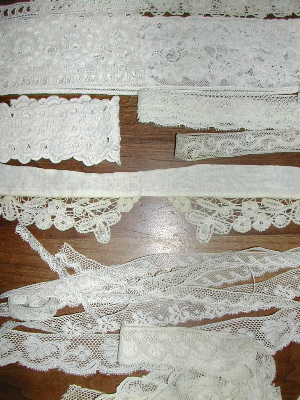 lace done