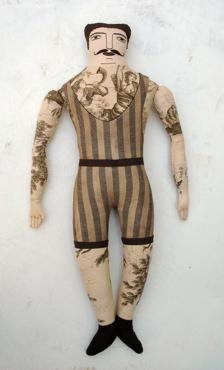 Mimi Kirchner :  doll toys gift idea handmade