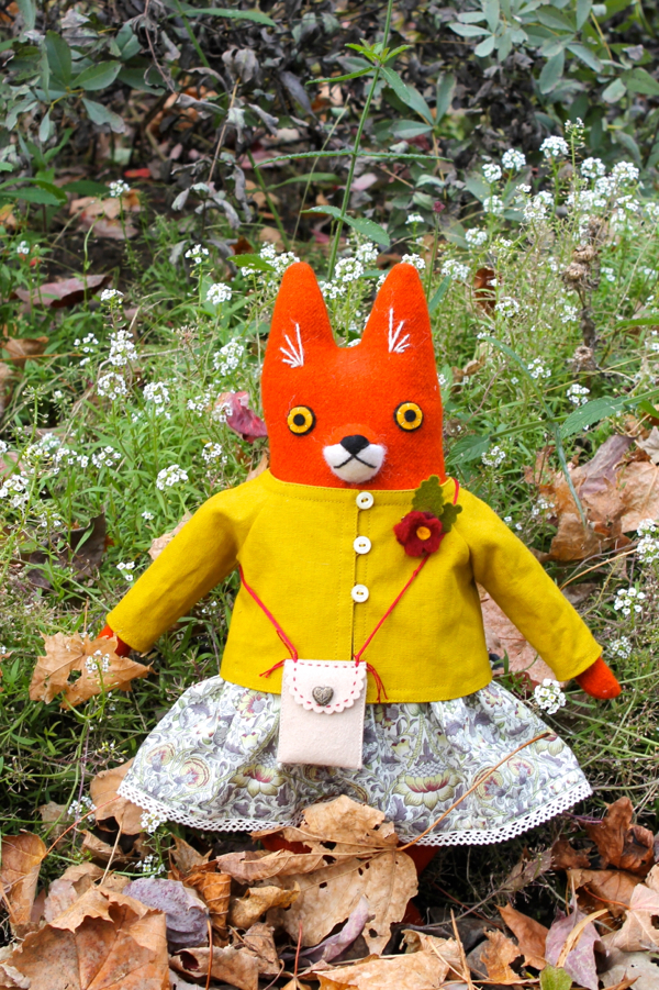 11:11:fox girl 3d