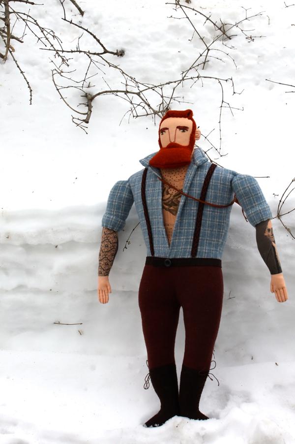 3:3:lumberjack 5f