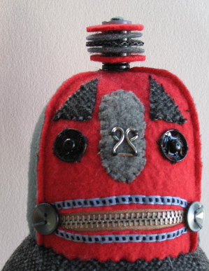 robot2 face