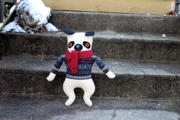 1:20:sweater pug 1d