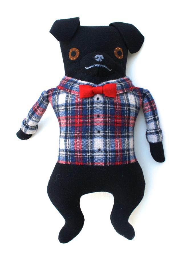 4:3:black pug 1
