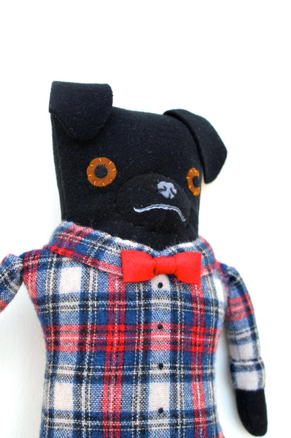 4:3:black pug 2