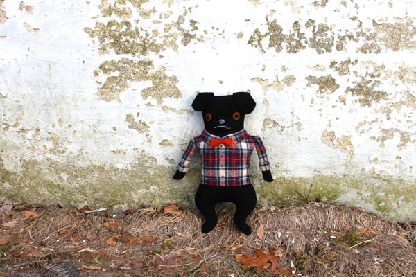 4:3:black pug 4