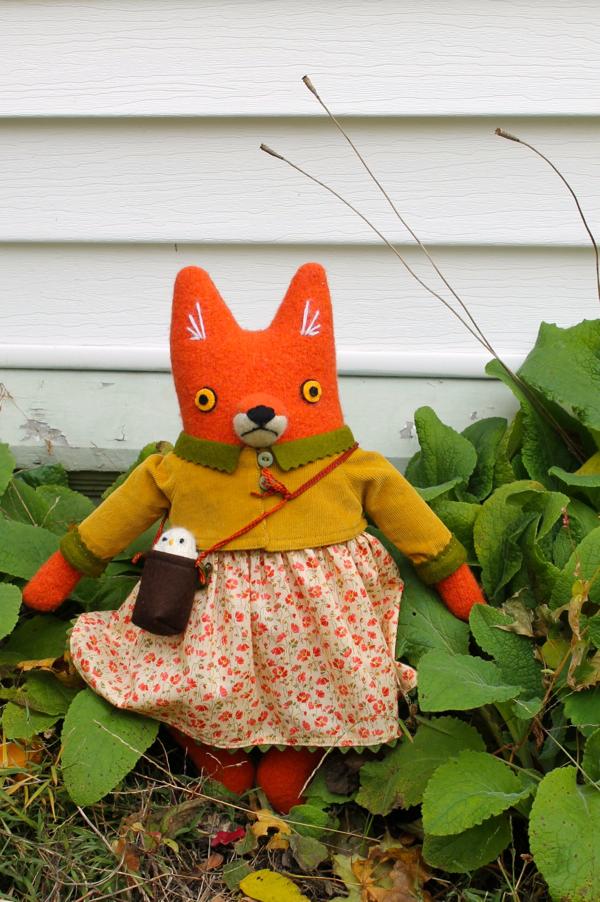 11:10:fox girl 2d