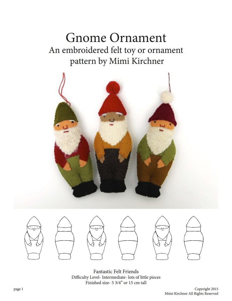 Gnome Ornament cover