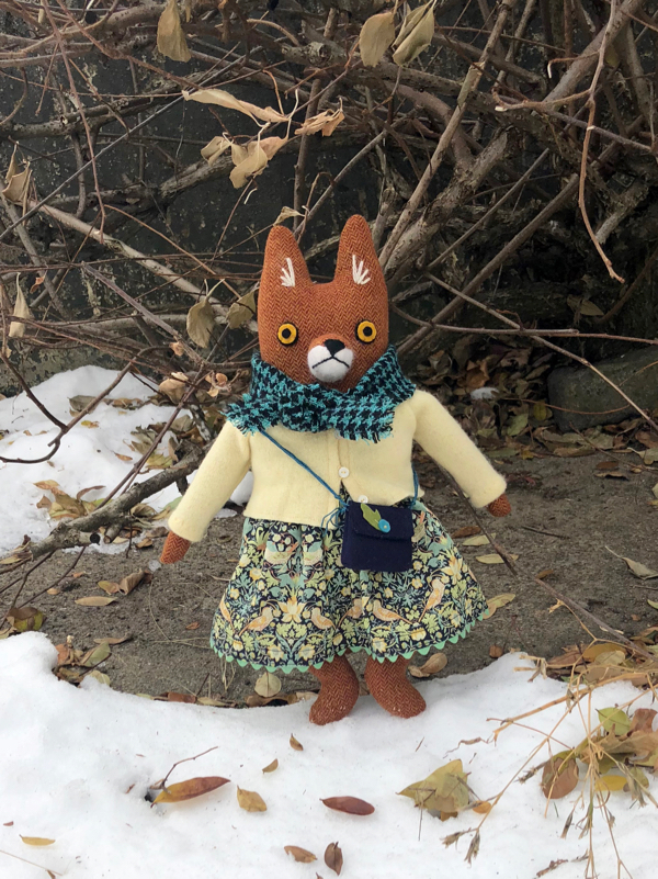 12-19-fox girl - 4