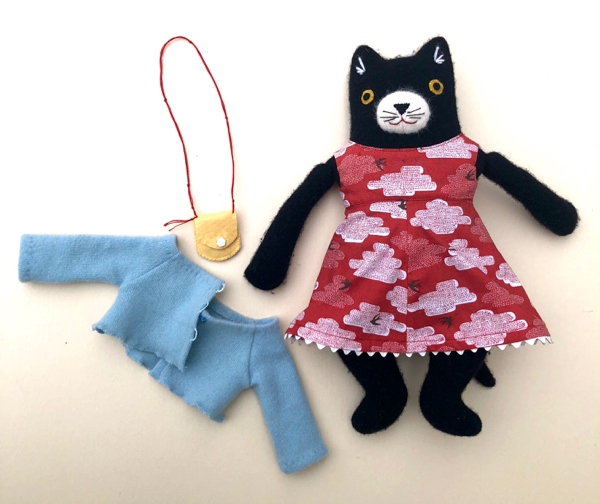12-9-kitty girl bw - 4