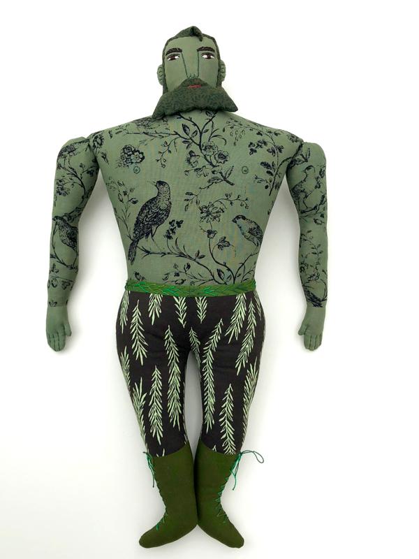 1-14-green man - 1