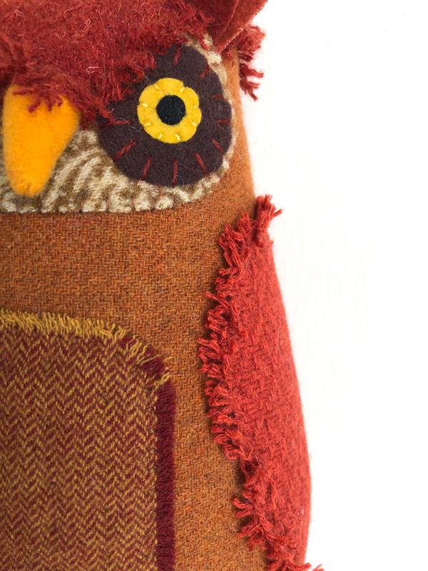 6-28-brown owl 910 - 7