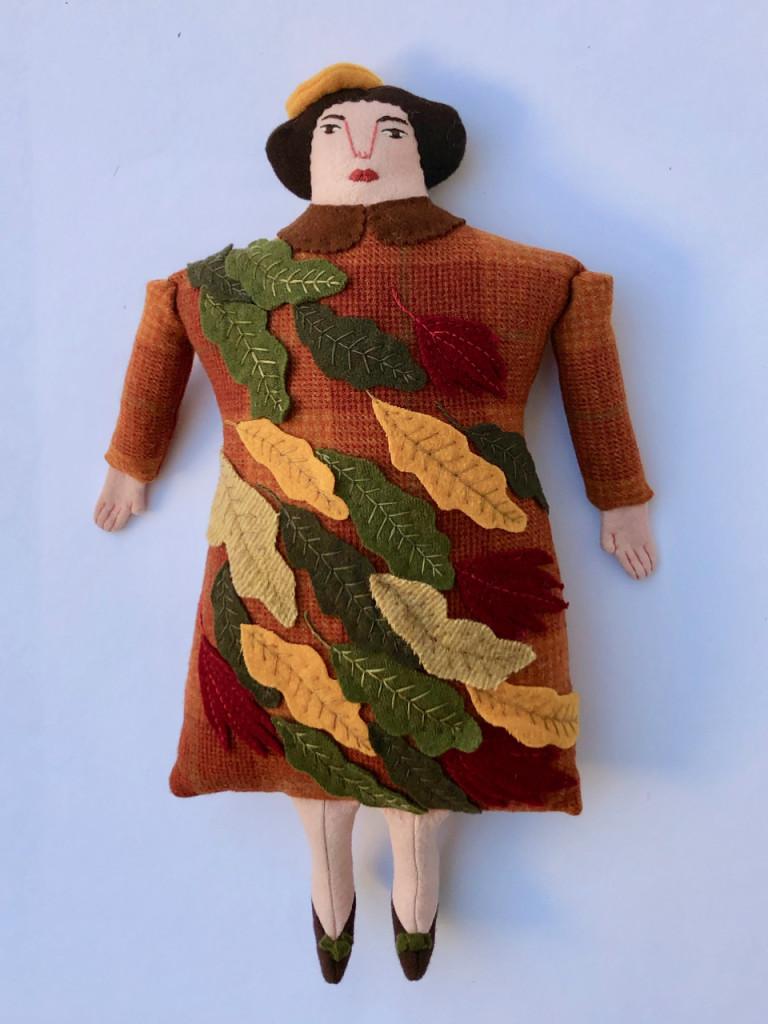 11-14-autumn lady - 1
