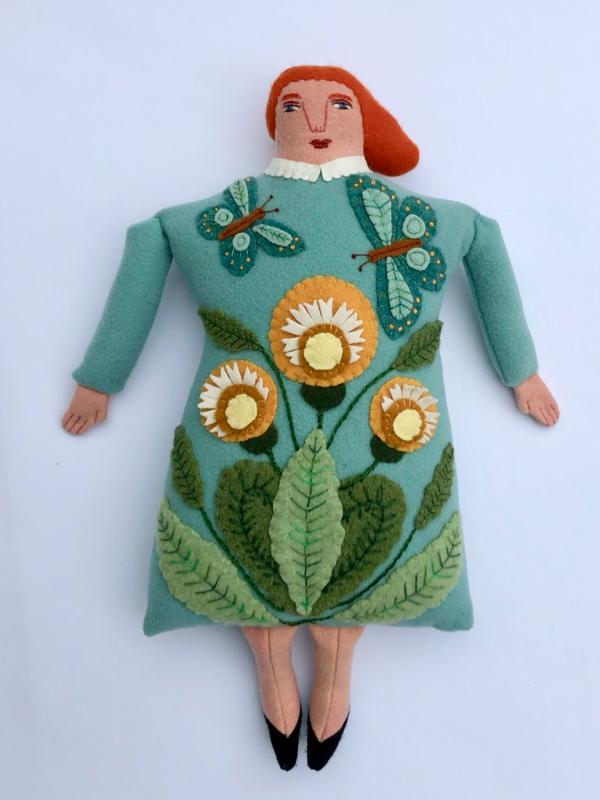 11-18-flower lady - 1