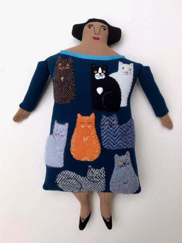 7-22-cat lady 2 - 1