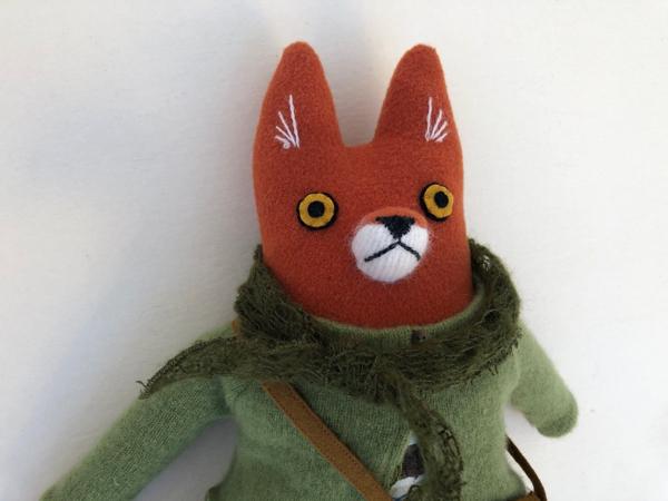 12-20-green fox girl - 2