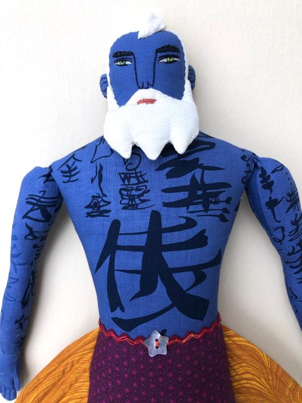 2-27-merman blue 1 - 4