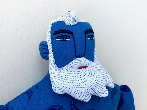 3-1-blue merman 2 - 3