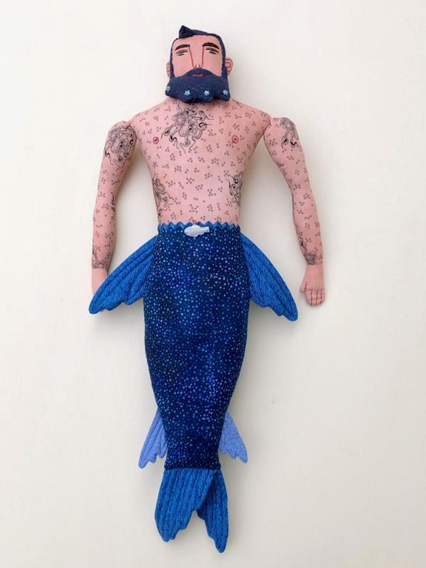 3-2-merman blue tail - 1